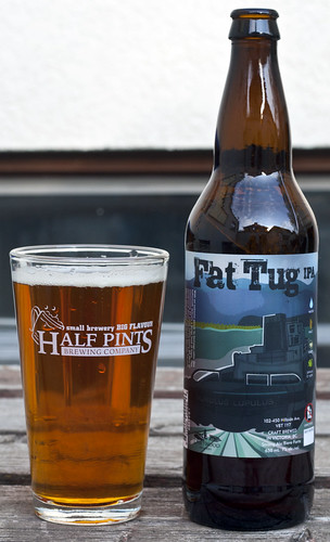 Review: Driftwood Fat Tug India Pale Ale by Cody La Bière