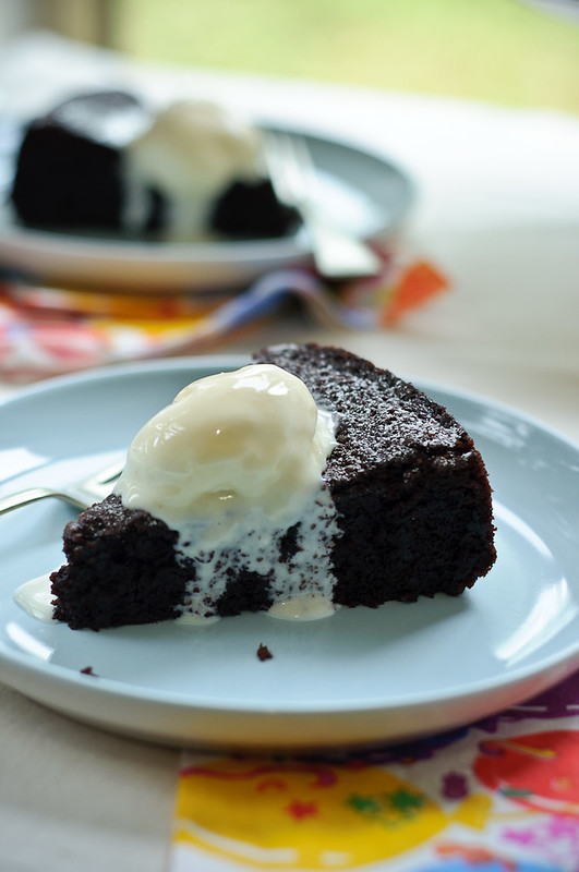 Chocolate Olive Oil Cake-5 |7spice