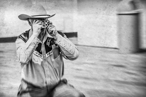Cowboys and Their Cameras