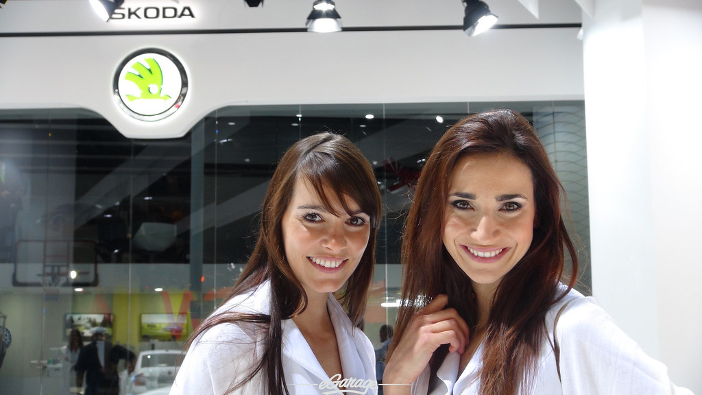8034742193 f26b67afcf b eGarage Paris Motor Show Skoda Models