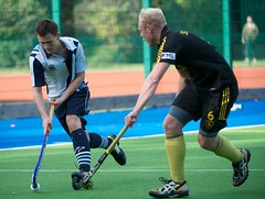 Men's Hockey League - Hampstead & Westminster v Beeston