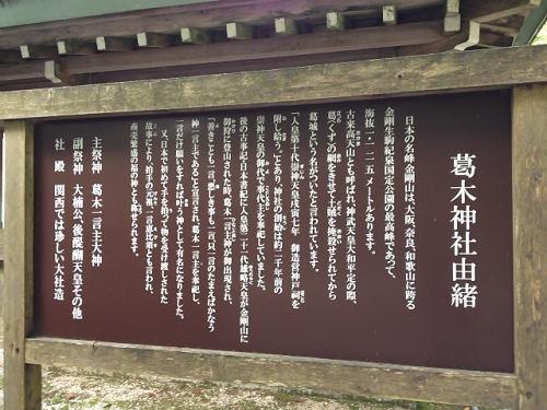 金剛山登山(高天彦神社から)-26