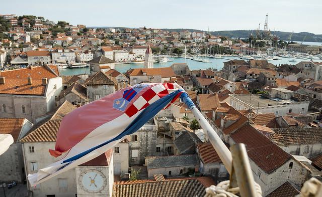 Trogir panorama - Croatia