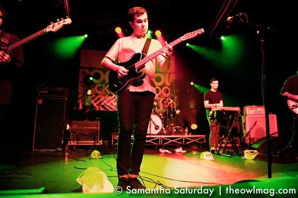 Surfer Blood @ The Observatory, Santa Ana 9/29/2012
