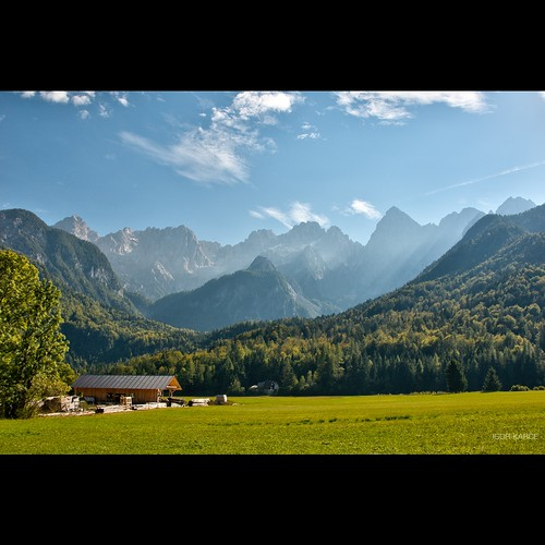 landscape julianalps igork54