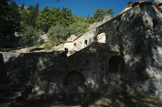 Mystras (Μυστράς) Greece, Aug 2012. L325