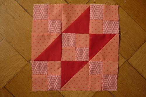 Block 12 - Beginners Quilt Along