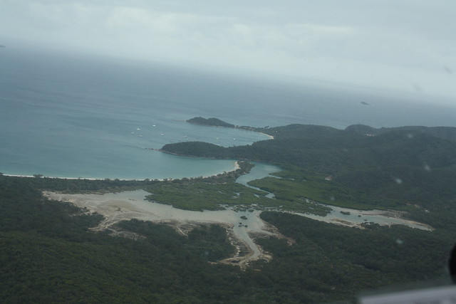 Keppel Island Weather August