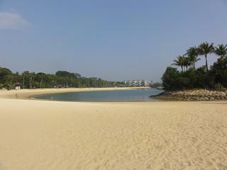 Tanjong Beach की छवि. island singapore sentosa