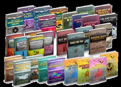 Great Value Package of 30 eBooks on Natural Health Topics
