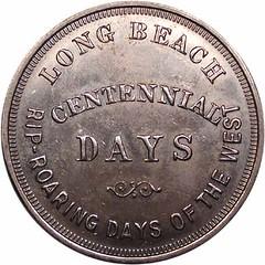 LB Centennial Days Obv