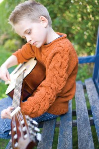 Sweater by Katya Frankel, Boys Knits