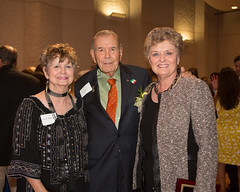 Judy Barnes, Gonzalo Garza, and Jody Conratd
