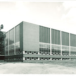 Law Center, the University of Iowa, 1960s
