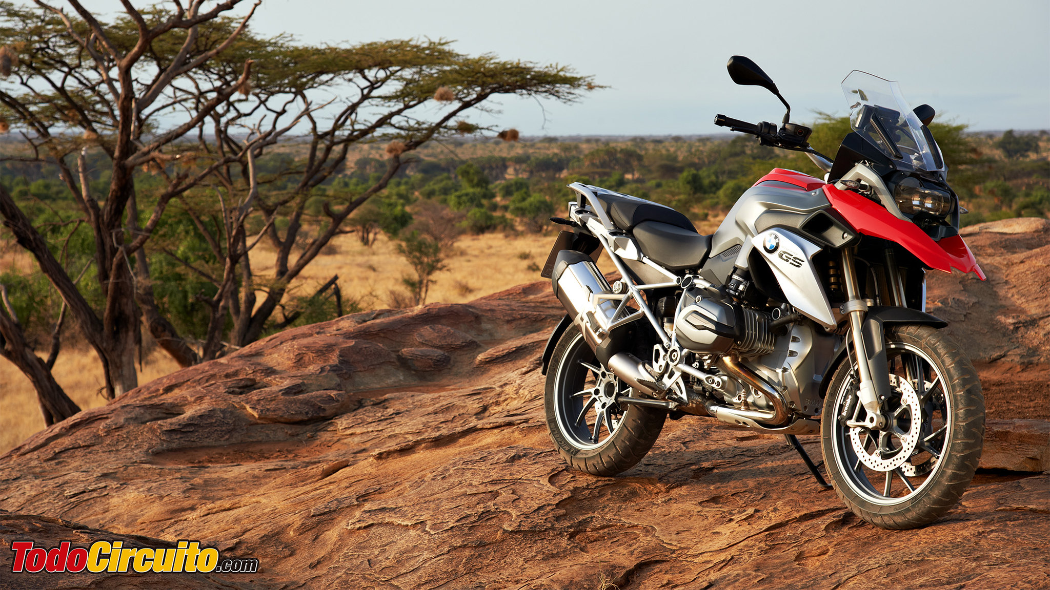 Wallpapers HD BMW R 1200 GS 2013