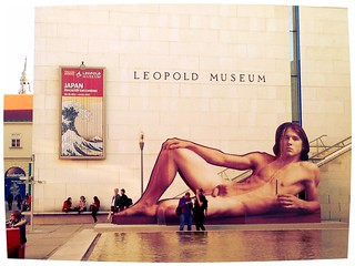 Mr Big and Leopold Museum