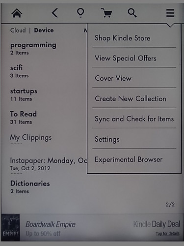 3G Web Browsing on the Kindle Paperwhite - Massively