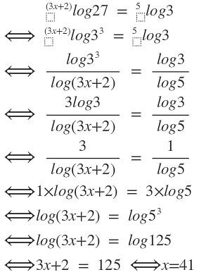 logaritma 2