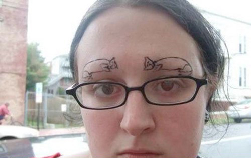 Bad-Tattoos-Cat-Eyebrows