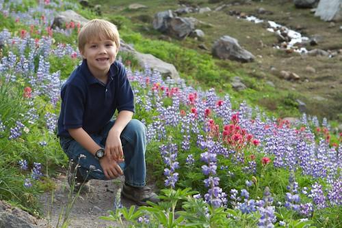 G'tums at Mt. Rainier