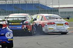 BTCC-Silverstone 2012