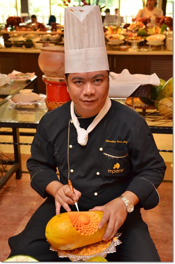 Chef Adisak Saephoo