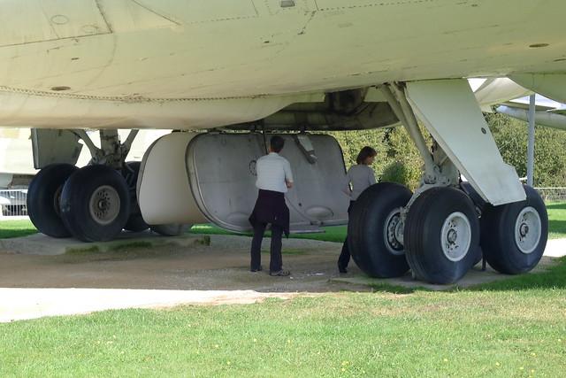 Hauptfahrwerk: Vickers VC 10