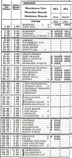 E-L M-E Schedule