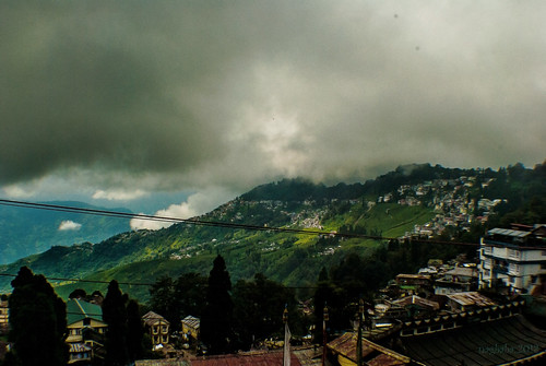 The Darjeeling City