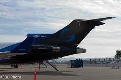 ZERO GRAVITY N794AJ Boeing B727-200REF