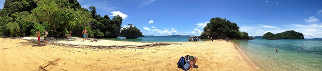 Pakbia Island