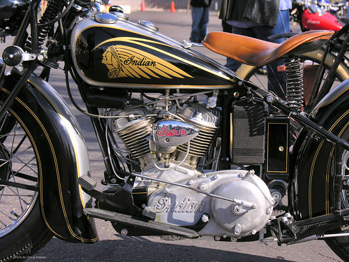 1938 Indian Scout