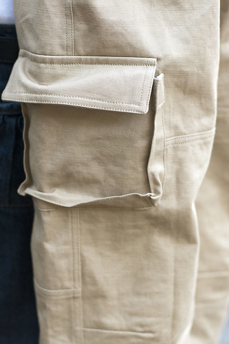 pocket pants