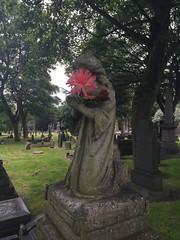 Burslem Cemetery Angel