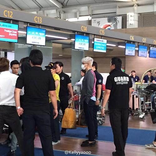 BIGBANG departure Seoul ICN 2015-08-07 (1)
