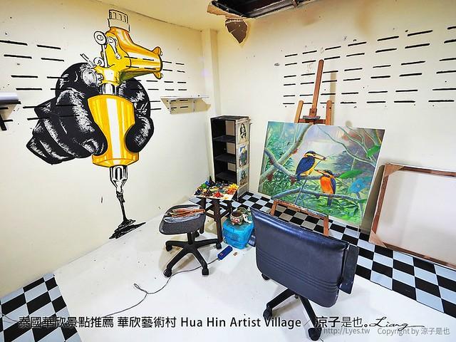 泰國華欣景點推薦 華欣藝術村 Hua Hin Artist Village 47