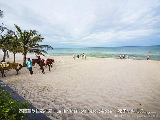 泰國華欣住宿推薦 Hua Hin Marriott Resort & Spa 4