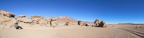 Le Sud Lipez: le désert de l'arbre de pierre