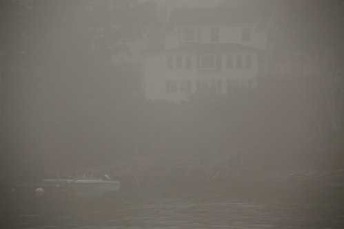 Sailing Through Thick Fog 11