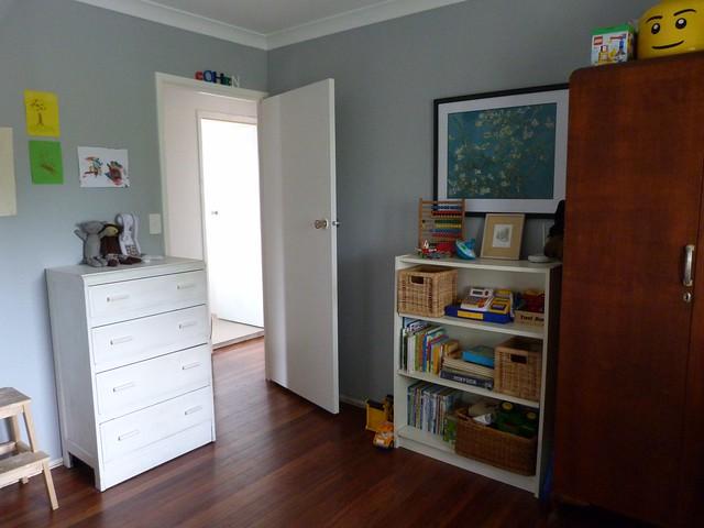 Cohen's room