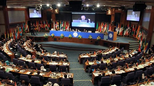16th Summit of the Non-Aligned Movement was convened in Tehran in late August 2012. The organization enjoys the participation of over 100 states. by Pan-African News Wire File Photos