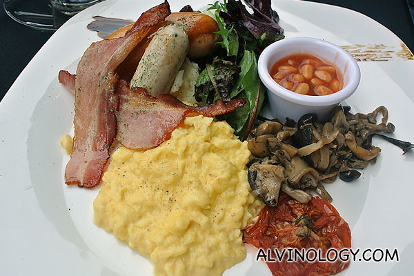 Big Breakfast (S$16)