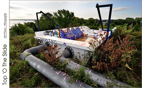 graffiti nikon gimp waterslide vineland nikkor1224mm prudhommeslanding d5000