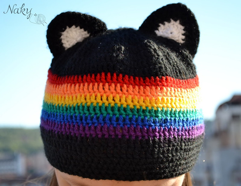 Nyan cat hat (5)