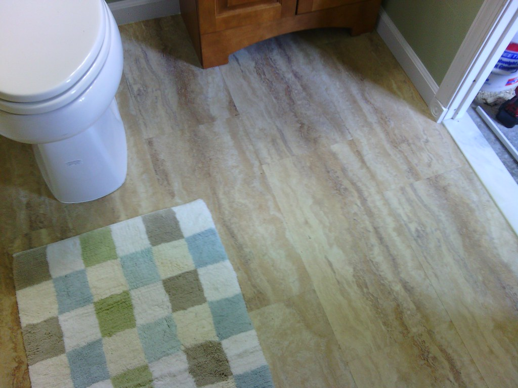 Allure flooring for bathrooms - Allure Flooring For Bathrooms 8