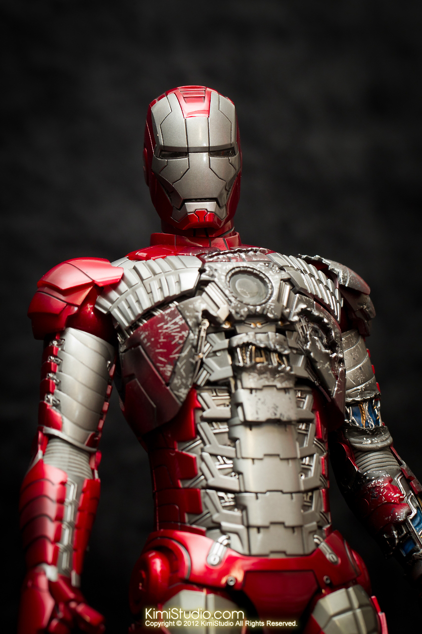 2012.09.01 Hot Toys Iron Man Mark V-019
