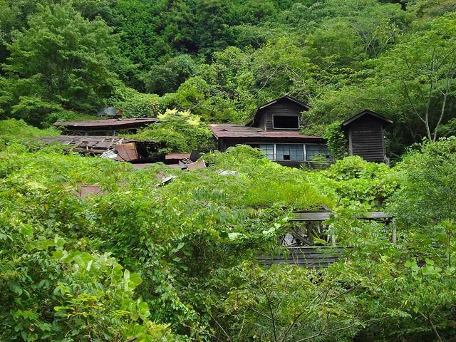 竜山鉱山跡 #11