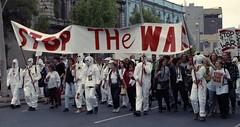 1991 Stop the Gulf War demo 10.jpg