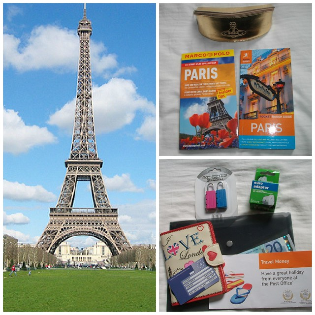 Paris collage 1