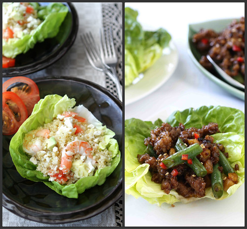 wraps asian lettuce wraps turkey taco lettuce wraps pork green bean ...